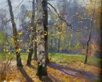 Осень (2013, холст, масло)